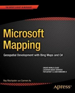 Microsoft Mapping (eBook, PDF) - Rischpater, Ray; Au, Carmen