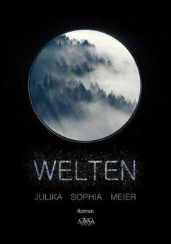 Welten - Großdruck - Meier, Julika Sophia
