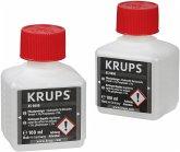 Krups XS 9000 Flüssigreiniger 2x