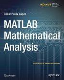 MATLAB Mathematical Analysis (eBook, PDF)