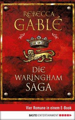 Die Waringham Saga (eBook, ePUB) - Gablé, Rebecca