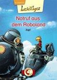 Lesetiger - Notruf aus dem Roboland (Mängelexemplar)