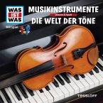 WAS IST WAS Hörspiel: Musikinstrumente/ Die Welt der Töne (MP3-Download)