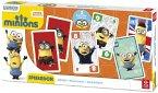 Minions - Spielebox 3 in 1 (Kartenspiel)
