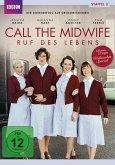 Call the Midwife - Ruf des Lebens - Staffel 3 DVD-Box