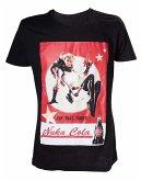 Fallout T-Shirt -M- Nuka Cola Print, schwarz