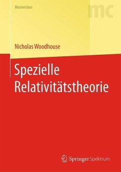 Spezielle Relativitätstheorie (eBook, PDF) - Woodhouse, Nicholas