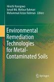 Environmental Remediation Technologies for Metal-Contaminated Soils (eBook, PDF)