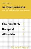 Die Formelsammlung: Kauffrau / Kaufmann im Groß- und Außenhandel
