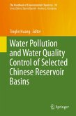 Water Pollution and Water Quality Control of Selected Chinese Reservoir Basins (eBook, PDF)