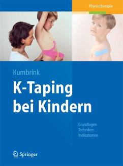K-Taping bei Kindern (eBook, PDF) - Kumbrink, Birgit