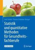 Statistik und quantitative Methoden für Gesundheitsfachberufe (eBook, PDF)
