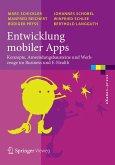 Entwicklung mobiler Apps (eBook, PDF)
