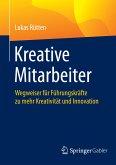 Kreative Mitarbeiter (eBook, PDF)