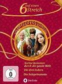 Sechs auf einen Streich: Märchenbox Vol.12 DVD-Box