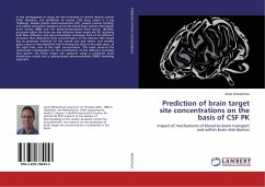 Prediction of brain target site concentrations on the basis of CSF PK - Westerhout, Joost