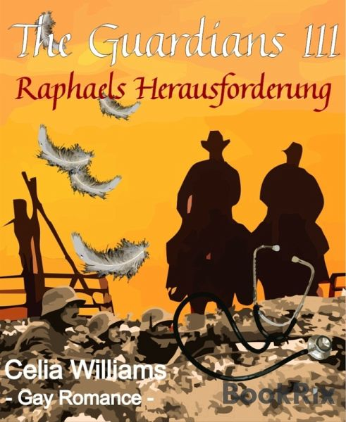 Raphaels Herausforderung / The Guardians Bd.3 (eBook, ePUB)