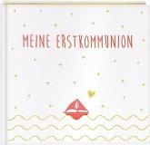 Eintragalbum - Meine Erstkommunion - Satin weiß