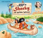 Käpt'n Sharky im Wilden Westen / Käpt'n Sharky Bd.9 (Audio-CD)