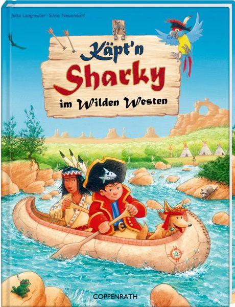 Buch-Reihe Käpt'n Sharky