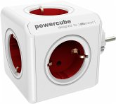 allocacoc PowerCube Original rot Type F für Extended Cubes