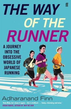 The Way of the Runner - Finn, Adharanand