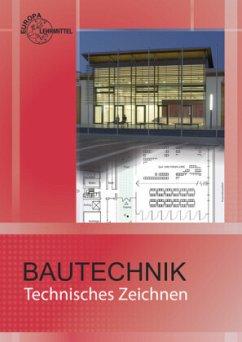Bautechnik, Technisches Zeichnen