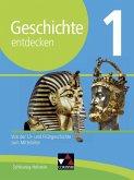 Geschichte entdecken 1 Lehrbuch Schleswig-Holstein