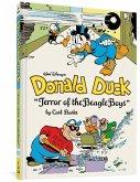 "Walt Disney's Donald Duck: ""terror of the Beagle Boys"" (the Complete Carl Barks Disney Library Vol. 10)"