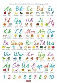 Fragenbär-Lernposter. Mein großes Schreibschrift-ABC in der Schulausgangsschrift (SAS)
