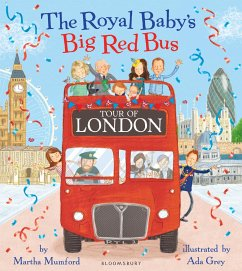 Royal Baby´s Big Red Bus Tour of London