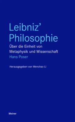 Leibniz' Philosophie - Poser, Hans