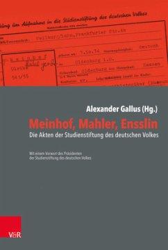 Meinhof, Mahler, Ensslin