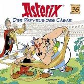 Der Papyrus des Cäsar / Asterix Bd.36 (1 Audio-CD)