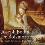 6 Flute Sonatas Op.91