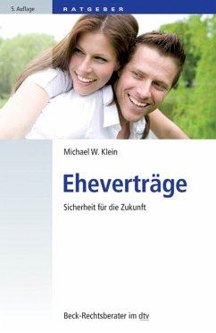 Eheverträge (eBook, ePUB)