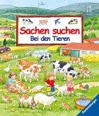 Sachen suchen - Bei den Tieren (eBook, PDF)