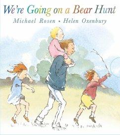 We're Going on a Bear Hunt: Panorama Pop - Rosen, Michael; Oxenbury, Helen