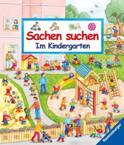 Sachen suchen - Im Kindergarten (eBook, PDF)
