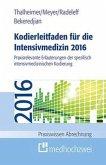 Kodierleitfaden für die Intensivmedizin 2016