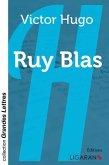 Ruy Blas (grands caractères)