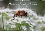 Bienen - Emsige Helfer (Wandkalender immerwährend DIN A3 quer)