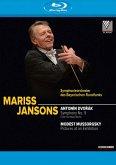 Mariss Jansons dirigiert Dvorak und Mussorgsky