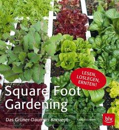 Square Foot Gardening (Mängelexemplar) - Kullmann, Folko