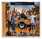 Die Wilden Kerle, Die Legende lebt!, 1 Audio-CD
