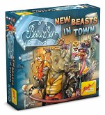 Noris 601105093 - Beasty Bar - New Beasts in Town, Kartenspiel