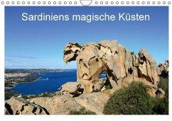 Sardiniens magische Küsten (Wandkalender 2016 DIN A4 quer) - Succu, Paolo
