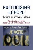 Politicising Europe