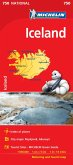 Iceland - Michelin National Map 750