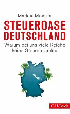 Steueroase Deutschland (eBook, ePUB) - Meinzer, Markus
